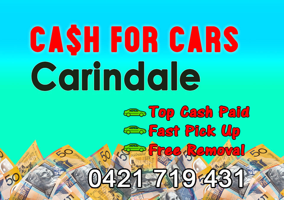 Carindale Cash for Cars Removals