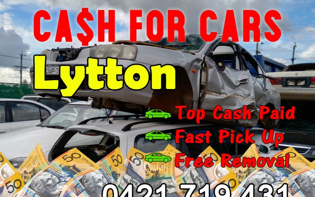 Cash for Cars Lytton Free Junk Car Pick Up