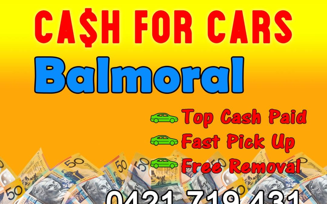 Cash for Cars Balmoral
