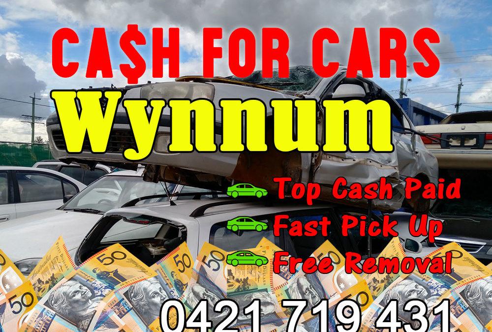 Wynnum Cash for Cars Removals