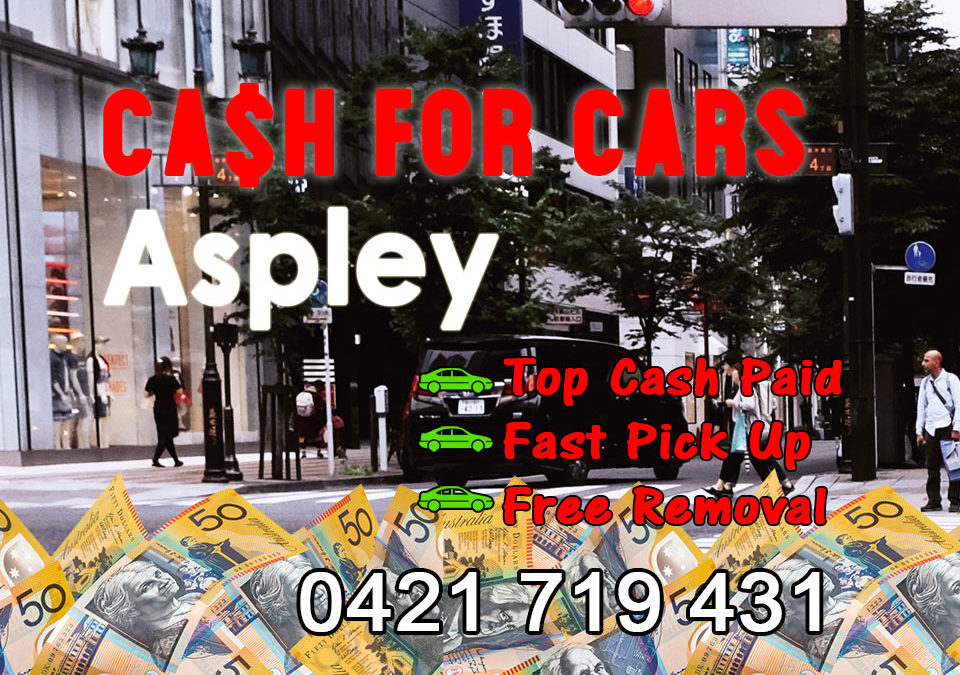 Cash for Cars Aspley
