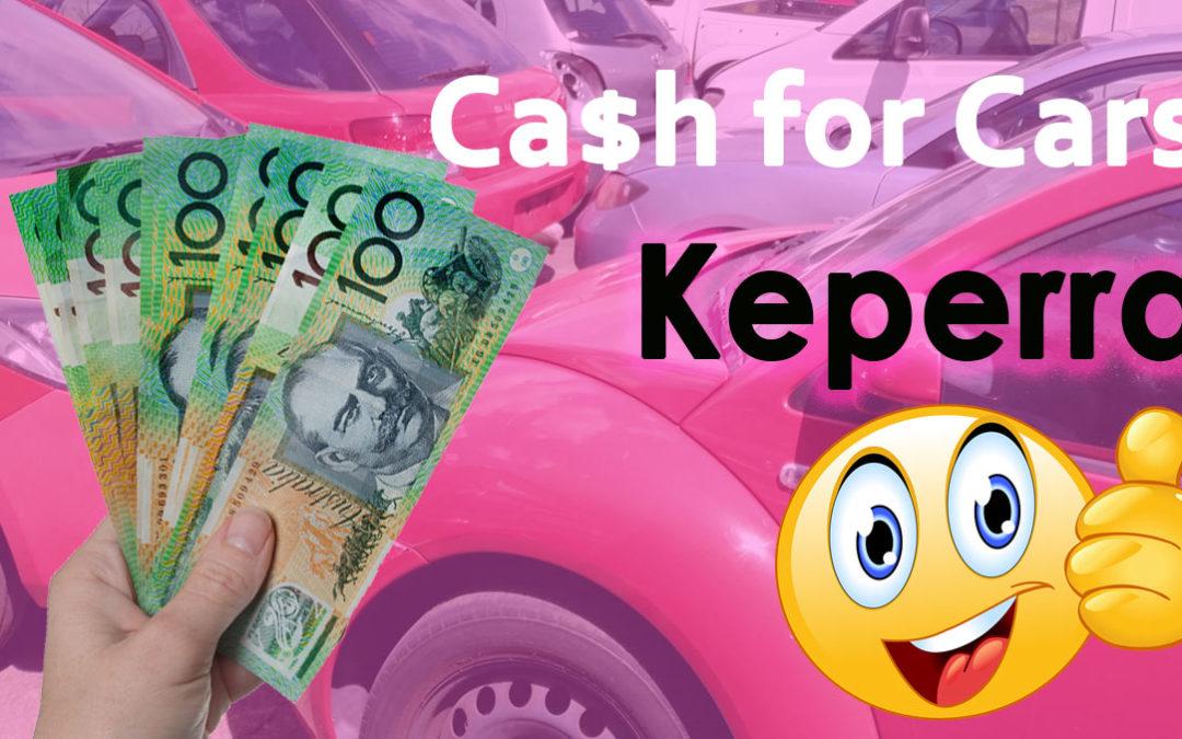 Cash for Cars Keperra