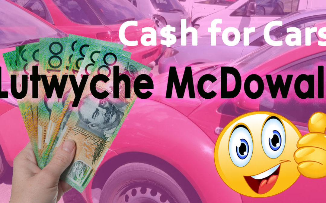 Lutwyche McDowall Cash for Cars Removals