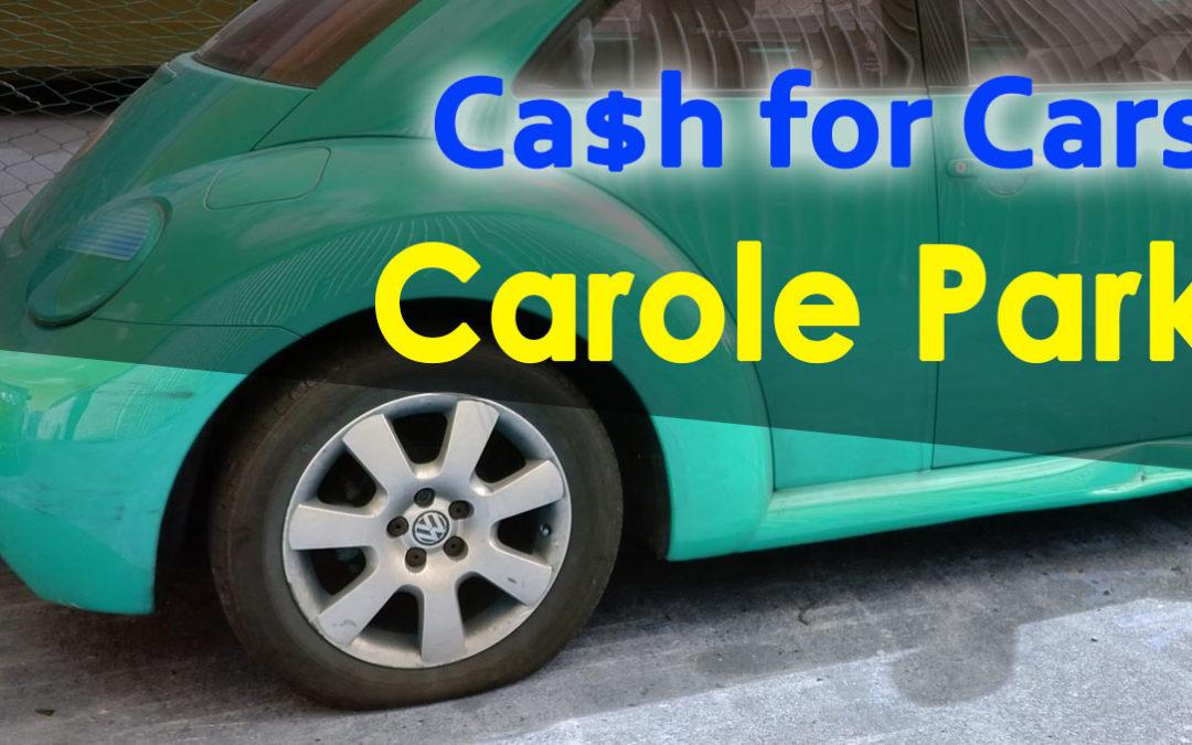 Cash for Cars Carole Park