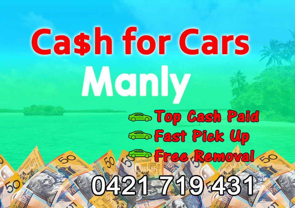 Cash for Cars Manly