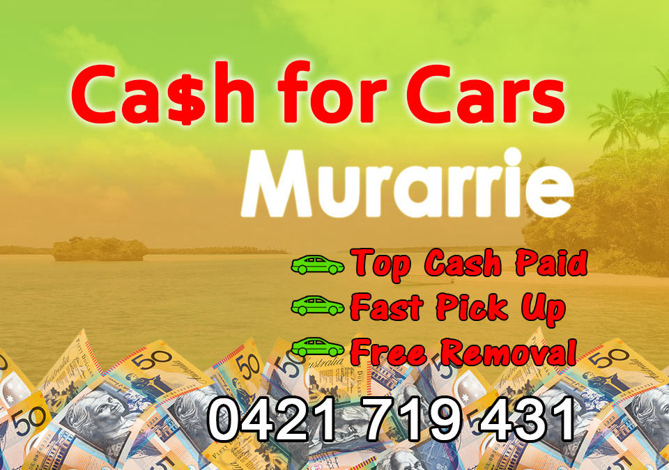 Murarrie Cash for Cars Removals