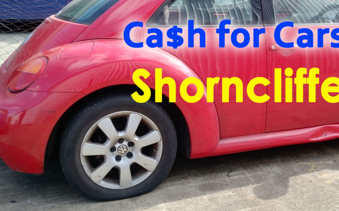 Shorncliffe Cash for Cars Removals