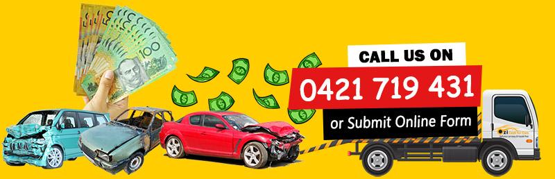 Cash for Cars Slacks Creek - Used car parts Brisbane