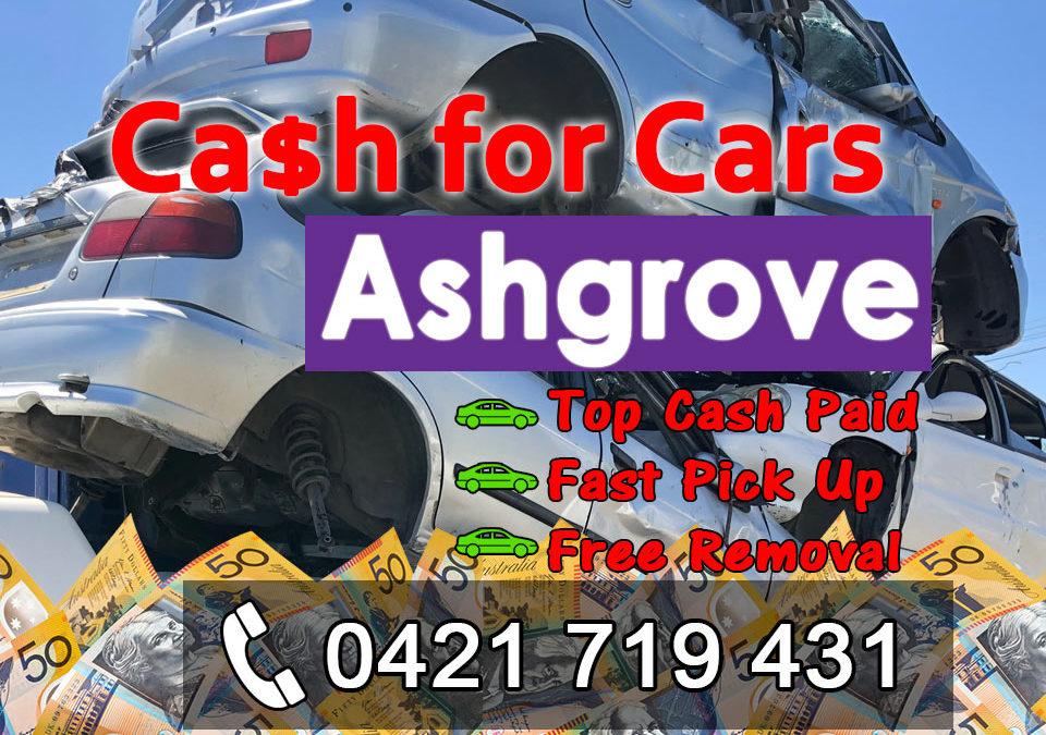 Cash for Cars Ashgrove