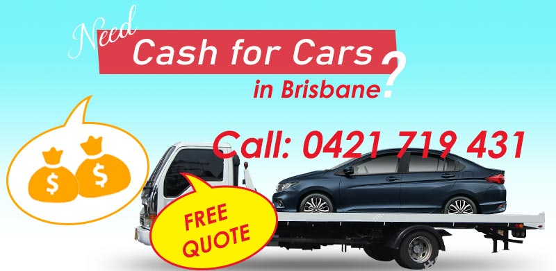 Need Cash for Cars in Brisbane?