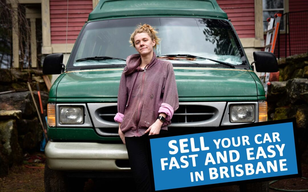 Sell Your Car Fast and Easy in Brisbane